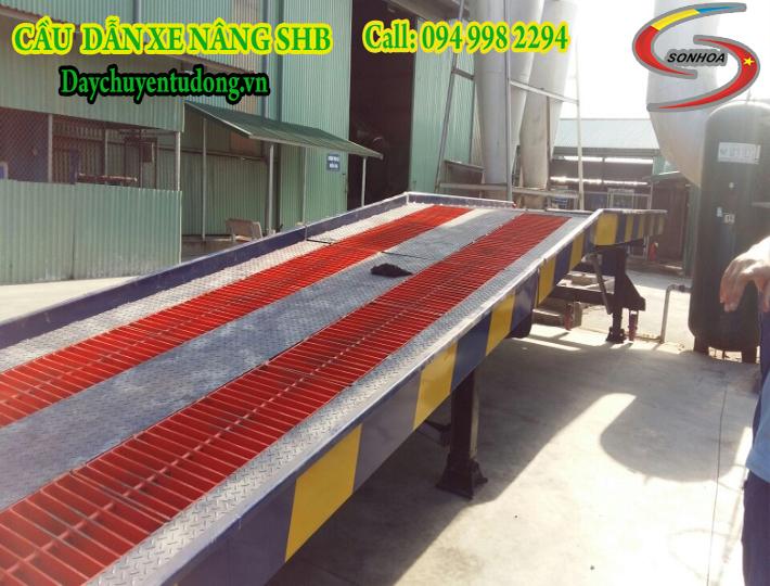 Lắp đặt Cầu Xe nâng ở Bắc Ninh - Giá tốt
