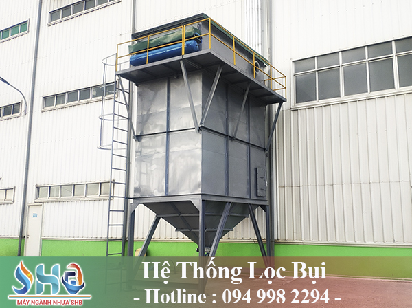 Hệ thống lọc bụi - Dust Collector System
