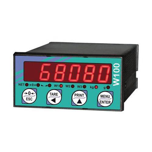 Đầu cân W100 chuyên dụng cân đóng bao hệ thống