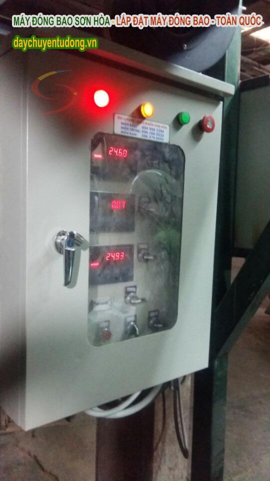 Tủ điều khiển máy