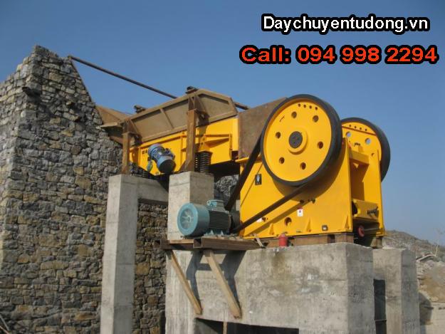 máy nghiền đá công nghiệp