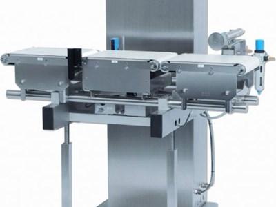 hệ thống cân kiểm tra trọng lượng sản phẩm